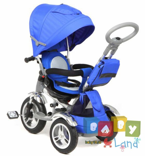 Capella Twist Trike 360 синий